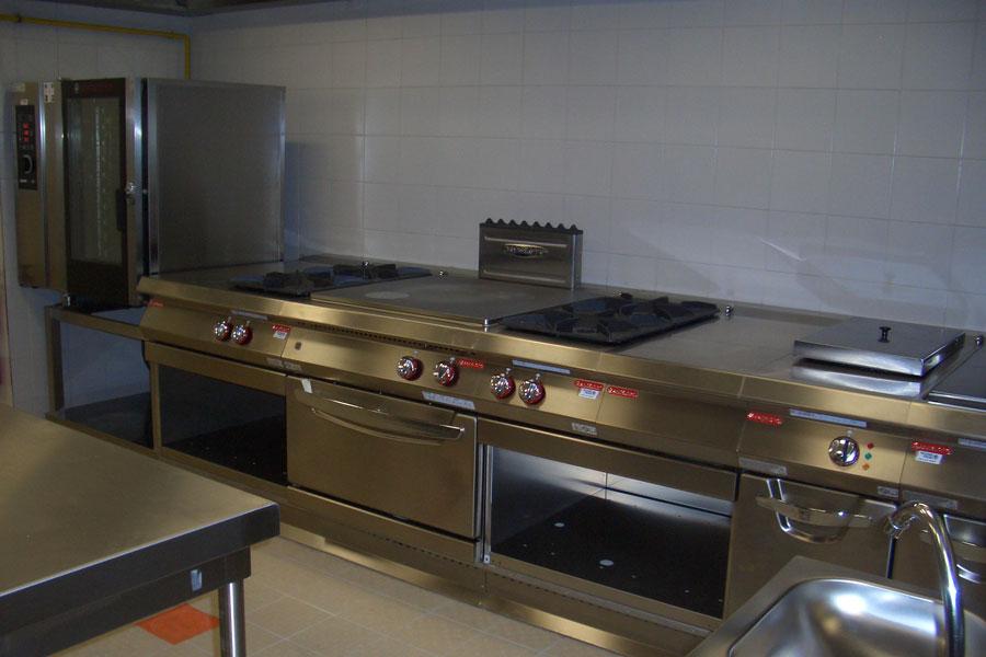 Conseils pour am nager une cuisine professionnelle for Equipement pour cuisine professionnelle